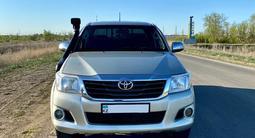 Toyota Hilux 2013 года за 8 500 000 тг. в Уральск – фото 2