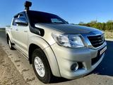 Toyota Hilux 2013 года за 8 900 000 тг. в Уральск – фото 4