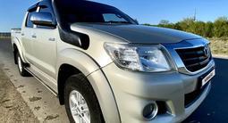Toyota Hilux 2013 года за 8 500 000 тг. в Уральск – фото 4