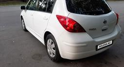 Nissan Tiida 2013 года за 4 400 000 тг. в Алматы – фото 4