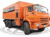 Нефаз  Вахтовый автобус Камаз 43118 2020 года за 35 000 000 тг. в Алматы