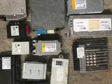 Компьютер блок реле bmw e60 бмв е60 за 10 000 тг. в Алматы