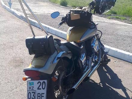 Yamaha  Dragstar1100 2000 года за 1 700 000 тг. в Кокшетау