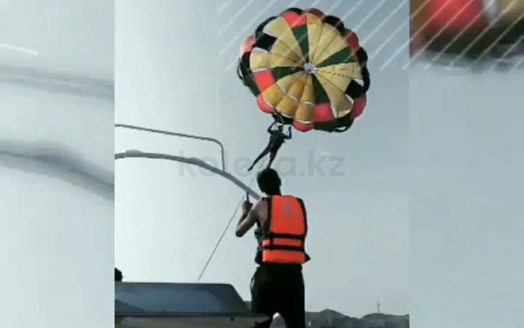 Парашютный parasailing катер Yamaha — готовый бизнес. в Алматы