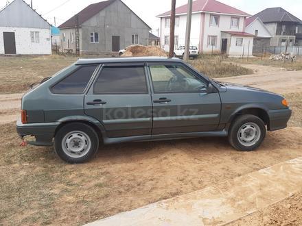 ВАЗ (Lada) 2114 (хэтчбек) 2008 года за 550 000 тг. в Уральск