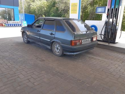ВАЗ (Lada) 2114 (хэтчбек) 2008 года за 550 000 тг. в Уральск – фото 3