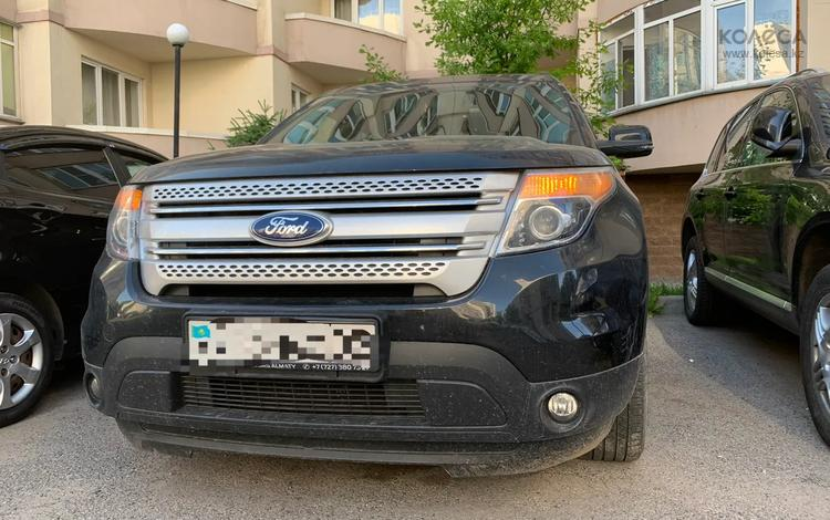 Ford Explorer 2014 года за 12 000 000 тг. в Алматы