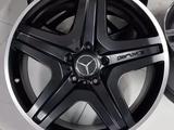 Новые диски Mercedes g63 g65 g55 Gelendwagen r20 5/130 за 250 000 тг. в Алматы – фото 2