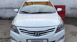 Hyundai Accent 2014 года за 4 300 000 тг. в Шымкент