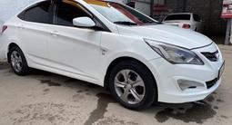 Hyundai Accent 2014 года за 4 300 000 тг. в Шымкент – фото 2