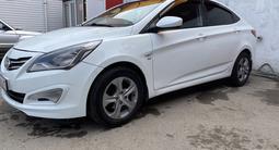 Hyundai Accent 2014 года за 4 300 000 тг. в Шымкент – фото 3