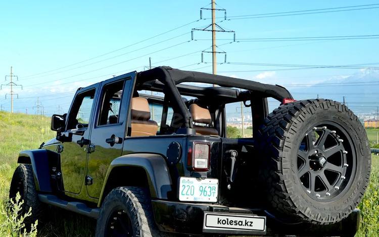 Jeep Wrangler 2009 года за 14 600 000 тг. в Алматы