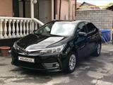 Toyota Corolla 2016 года за 6 900 000 тг. в Алматы