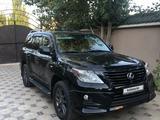 Lexus LX 570 2011 года за 16 300 000 тг. в Кызылорда