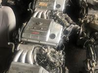 Двигатель 1MZ 2wd за 43 000 тг. в Алматы