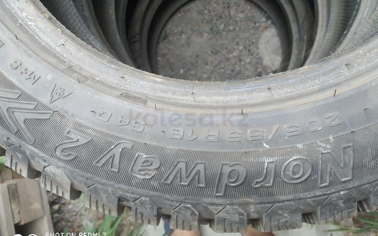 Резина 205/55/16 за 50 000 тг. в Алматы