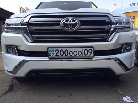 Переделка обвес 200ка 2017- за 7 700 тг. в Нур-Султан (Астана) – фото 2