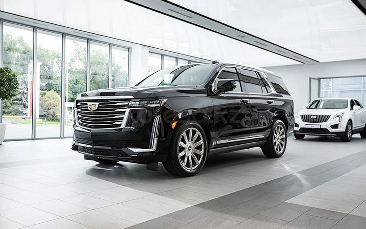 Cadillac Escalade Premium Luxury 2021 года за 69 000 000 тг. в Актау