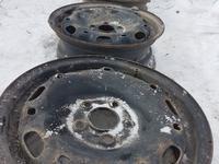 Диски комплект 4 штук 5 100 R 14 за 20 000 тг. в Алматы