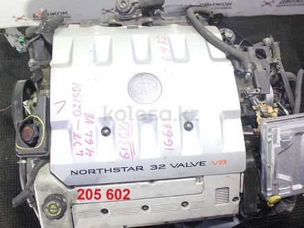 Двигатель CADILLAC L37 контрактный| за 404 000 тг. в Кемерово
