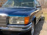 Mercedes-Benz S 350 1976 года за 25 000 000 тг. в Алматы – фото 4
