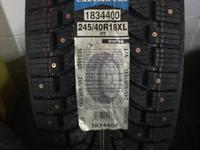 Шины Pirelli 245/40r18 (Шипы) за 49 500 тг. в Алматы