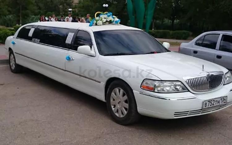Lincoln Town Car 2002 года за 2 000 000 тг. в Нур-Султан (Астана)