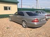 Mercedes-Benz S 350 2004 года за 4 400 000 тг. в Петропавловск – фото 3