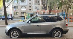 BMW X3 2007 года за 6 500 000 тг. в Алматы – фото 2