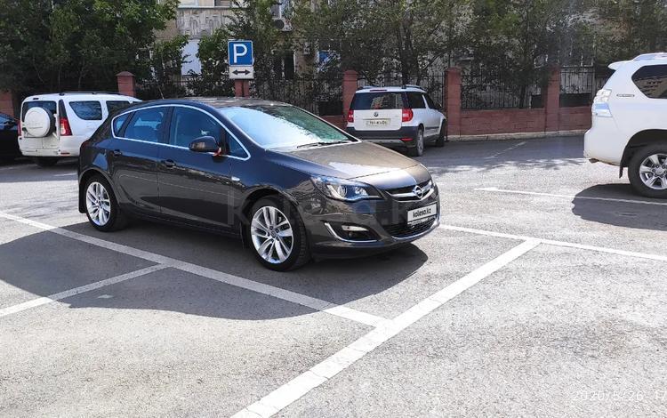 Opel Astra 2014 года за 4 900 000 тг. в Атырау