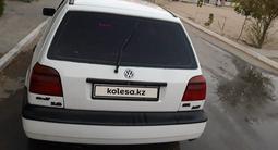 Volkswagen Golf 1996 года за 1 150 000 тг. в Кызылорда – фото 5