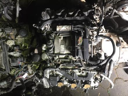 Двигатель на Мерседес 3.5 М272 за 9 999 тг. в Алматы