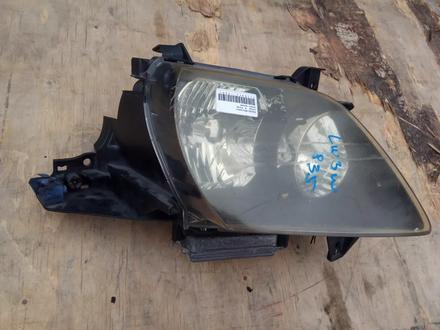 На Мазду MPV первый рестайл, 2002-2003 г. В. Правая фара… за 30 000 тг. в Алматы – фото 2