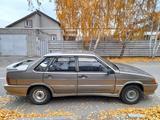 ВАЗ (Lada) 2115 (седан) 2004 года за 580 000 тг. в Костанай