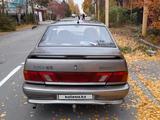 ВАЗ (Lada) 2115 (седан) 2004 года за 580 000 тг. в Костанай – фото 3