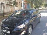 Hyundai Elantra 2014 года за 5 200 000 тг. в Кызылорда