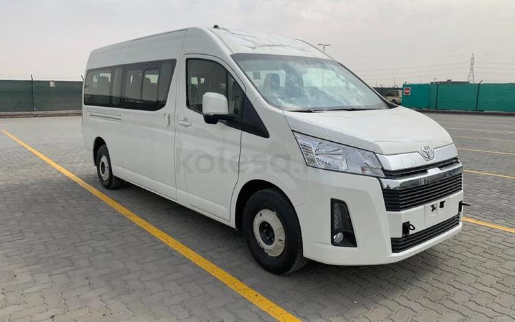Toyota HiAce 2020 года за 19 450 000 тг. в Алматы