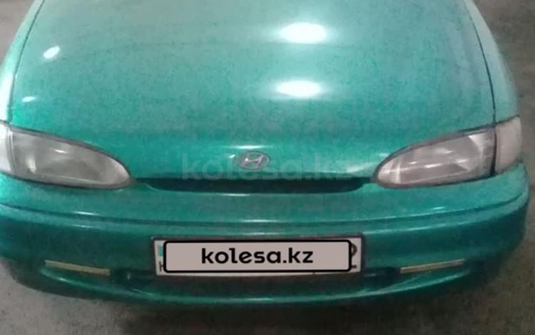 Hyundai Accent 1995 года за 1 000 000 тг. в Алматы