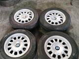 Титановые диски с резиной от BMW за 55 000 тг. в Алматы