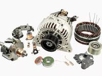 Ремонт и комплектующие: стартер, генератор, моторчик печки. в Караганда