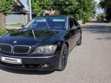 BMW 740 2007 года за 6 500 000 тг. в Алматы – фото 2