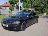 BMW 740 2007 года за 6 500 000 тг. в Алматы – фото 3