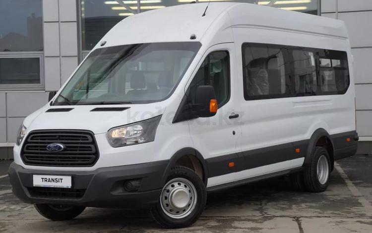 Ford  Transit VII Shuttle Bus 17+2+3 в лизинг на 7 лет только для ИП и ТОО 2020 года за 17 950 000 тг. в Алматы