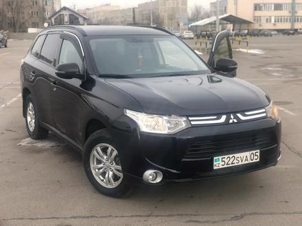 Mitsubishi Outlander 2013 года за 5 700 000 тг. в Алматы