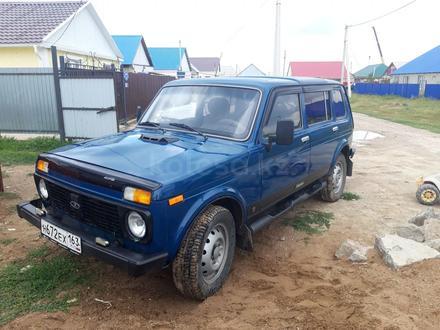 ВАЗ (Lada) 2131 (5-ти дверный) 2001 года за 1 300 000 тг. в Уральск – фото 2