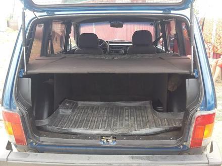 ВАЗ (Lada) 2131 (5-ти дверный) 2001 года за 1 300 000 тг. в Уральск – фото 3