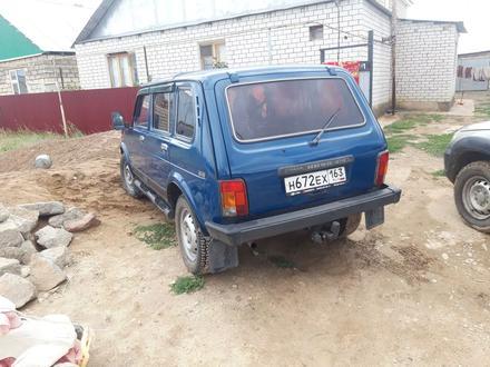 ВАЗ (Lada) 2131 (5-ти дверный) 2001 года за 1 300 000 тг. в Уральск – фото 4