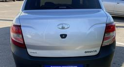 ВАЗ (Lada) Granta 2190 (седан) 2012 года за 1 850 000 тг. в Кокшетау – фото 5
