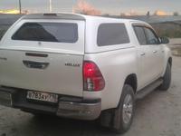 Кунг SKAT2 на Toyota Hilux Revo 2015 + за 450 000 тг. в Нур-Султан (Астана)