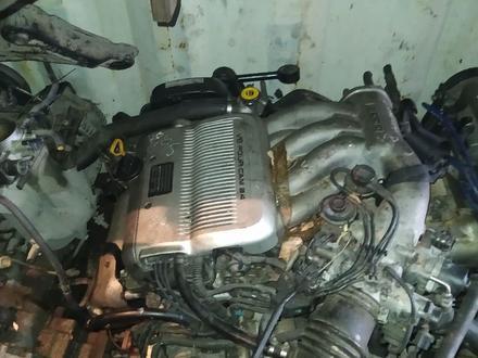 Двигатель camry 10 3 л 3vz за 300 000 тг. в Алматы – фото 3